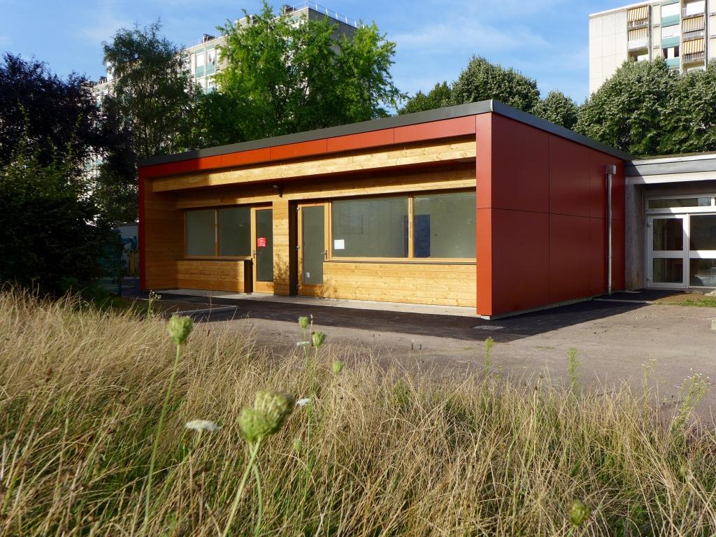 Ecole Cognin - Enfance éducation Jean Paul Faure Architecte Chambéry